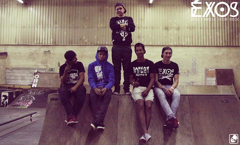 EXOS CONTEST 2013