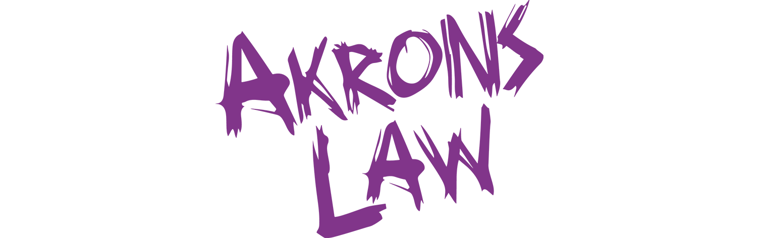 Akrons Law